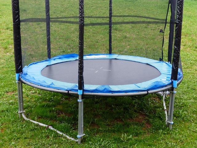 sportovní trampolína